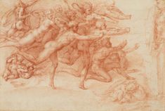 """""""Michelangelo: Divine Draftsman and Designer"""" at The Metropolitan Museum of Art 