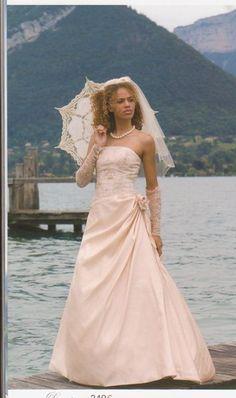 robe mariée tatie -
