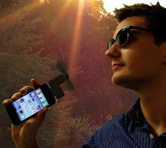 Solução para tudo...iPhone Lovers