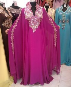 Bridal-Wedding-Saudi-Kaftan-Style-Abaya-Design