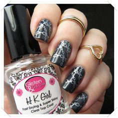 OPI Dark Side of the Mood in Chains