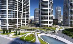 Bratislava, Penta inizia la vendita di appartamenti nel progetto di Zaha Hadid