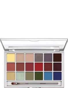 Kryolan Coloring Vision Palette 18 Color 1018 Effects Makeup Palette >>> More info could be found at the image url.