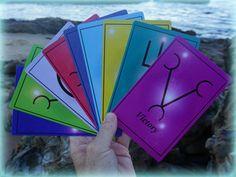 Sea Symbols - Janarric Rune Oracle Cards!
