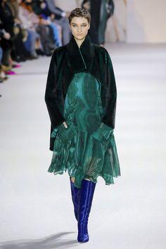 Akris Autumn/Winter 2018 Ready To Wear   British Vogue