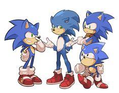 Sonic The Hedgehog, Hedgehog Movie, Shadow The Hedgehog, Sonic Boom, Sonic 25th Anniversary, Sonamy Comic, Sonic The Movie, Sonic Unleashed, Sonic Funny