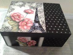 Caixa de biju!!   Atelier Bia Ribeiro   Elo7