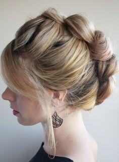 Braidhawk Hairstyle - Homecoming Hairstyles 2014