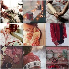 Cosy days of Christmas by Raincloud☁, via Flickr