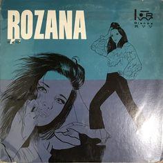 メキシコ産ボッサ。Rozanaの1st別ジャケ。