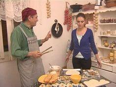 Langosul ca la mama acasa - YouTube Yummy Food, Puddings, Youtube, Picnic, Bread, Desserts, Home, Sweets, Tailgate Desserts