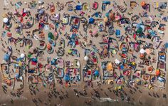 Such Great Heights: 7 Breathtaking Aerial Photographs by Kacper Kowalski