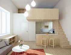 """Check out this @Behance project: """"CJ Micro Loft """" https://www.behance.net/gallery/17174279/CJ-Micro-Loft-"""