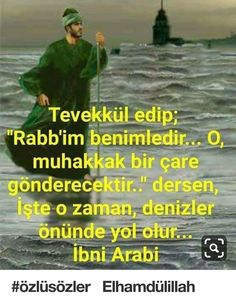 """Ve ben herşeyimi Rabbime bıraktım! Allah Islam, Sufi, Meaningful Words, Quotes About God, Book Quotes, Cool Words, Karma, Affirmations, Books To Read"