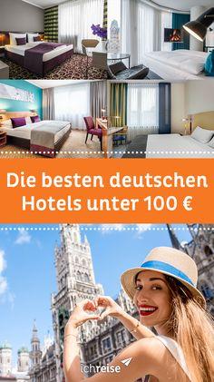 Die besten günstigsten Hotels in Deutschland.