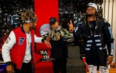 Nasty C and Buffalo Souljah create a dancehall/ trap fusion on Gemini Major produced single dubbed – Belong. Checkout the live performance of this fire joint below. Listen Up! DOWNLOAD