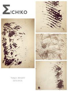 2015/09/25 Σ!CH!KO #TableMuseum #art  #museum #michiko #Σ!CH!KO #artwork #contemporary #installation  #artrash