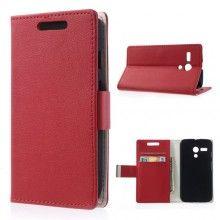 BuchDesign Case Motorola Moto G Rot  9,99 €