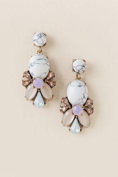 Adela Chandelier Earring