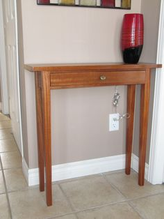 House entrance furniture
