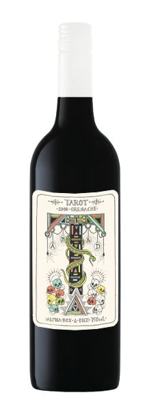 """☆ Tarot Wine """" Grenache"""" The card that has the face of death - fear? No! Let the Changes Sweep Over you, like the Blade cuts away Dead Wood to Allow Fresh Fruit to Spring Forth .:¦:. From: Alpha Box & Dice ☆"""