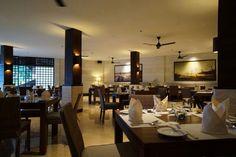 Mougie Restaurant 5 Star Resorts, Manado, Conference Room, Restaurant, Table, Furniture, Home Decor, Decoration Home, Room Decor