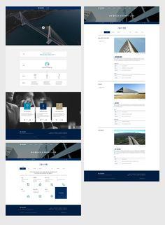 앤어워드(&Award) Web Design Tutorials, Web Design Trends, Web Design Inspiration, Site Design, Layout Design, Web Design Black, Web Design Quotes, Business Design, Timeline