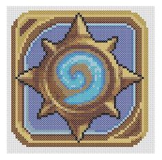 Hearthstone 1/4 #ClippedOnIssuu from Hearthstone Cross Stitch Pattern