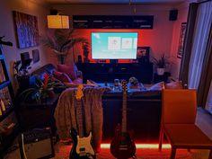 My little corner of the world : malelivingspace Bedroom Setup, Room Ideas Bedroom, Bedroom Decor, Bedroom Small, Home Room Design, Living Room Designs, Living Room Decor, Little Corner, Small Corner