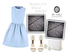 """""""BY YAELI"""" by elly-852 ❤ liked on Polyvore featuring RED Valentino, Trussardi, PBteen and Kate Spade"""