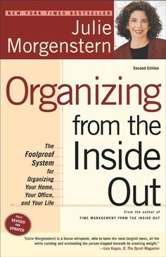 A completely revised and expanded edition of the New York Times bestselling guide to putting things in order Getting organized is a skill that anyone can learn, and there's no better teacher than America's organizing queen, Julie Morgenstern, as hundreds of thousands of readers have learned. Drawing on her years of experience as a professional organizer, Morgenstern outlines a simple organizing plan that starts with understanding your individual goals, natural habits, and psychological…