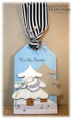 Tag You're It by she's_crafty - Cards and Paper Crafts at Splitcoaststampers