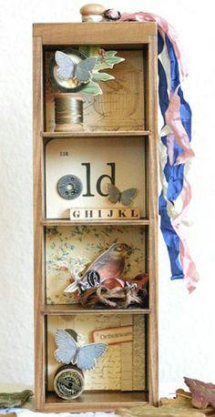 7gypsies library drawer