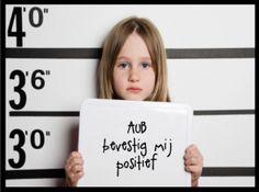 Dag 91 van 2555; schuilt er kwaad in het positief bevestigen van mijn kind?  http://dagboekvoorhetleven.wordpress.com/2012/08/31/dag-91-van-2555-schuilt-er-kwaad-in-het-positief-bevestigen-van-mijn-kind/