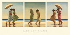 Summer Days  Jack Vettriano