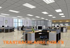 Một văn phòng đẹp cần có không gian thoải mái để làm việc hiệu quả nhất, thể hiện được sự sang trọng đẳng cấp. Trong đó thiết kế nội thất làm trần nhà là một yếu tố không thể bỏ qua