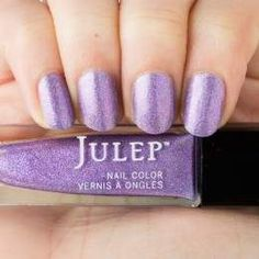 Julep Christa- Purple twilight liquid holographic