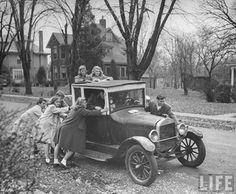 adolescentes... em 1944!