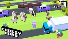 Zoo i am playing crossy road