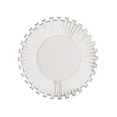 Fancy a Fitzgerald? Rounded & reflective in all the right ways, this little number will have you swinging into #ArtDeco #style... maxsparrow.com #Mirror #MaxSparrow