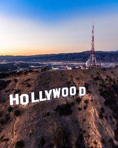 Hollywood Sign by @JetJaguar by CaliforniaFeelings.com california cali LA CA SF SanDiego