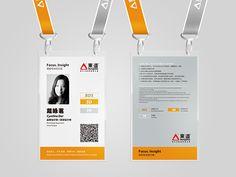 school id card design vector great 43 best employee id card images of school id card design vector Employee Id Card, Good Employee, Id Design, Badge Design, Print Design, Design Ideas, Stationery Design, Branding Design, Logo Design