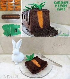 Was für ein Oster-Kuchen - fast zu schade zum Reinbeißen!