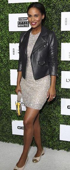 Joy Bryant @ annual Black women in Hollywood luncheon - Women fashion Joy Bryant, Essence Magazine, Female Models, Women Models, Ladies Luncheon, Famous Black, Girl Fashion, Womens Fashion, Black Models