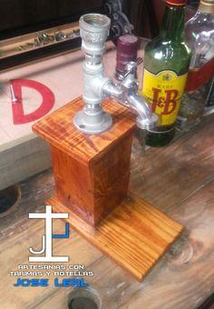 Dispensador de destilados