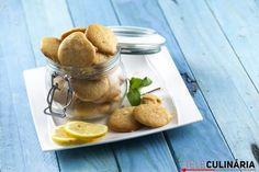Biscoitos de lima limão. Pequenos mimos para o lanche ;)