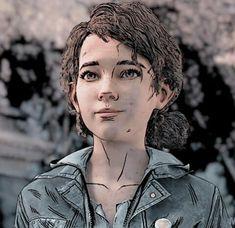 Clementine Walking Dead, Mad Boy, Walking Dead Wallpaper, The Walking Dead Telltale, Walking Dead Series, Different Games, Life Is Strange, Breaking Bad, My Children