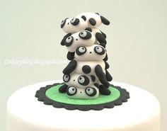 Tarepanda Cake Topper