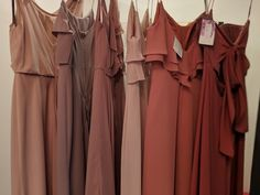dresses from Bella's Bridesmaids, DC. The palette for the wedding! dresses from Bella's Bridesmaids, DC. The palette for the wedding! Sunset Wedding, Fall Wedding, Dream Wedding, Wedding Beauty, Fall Bridesmaid Dresses, Wedding Dresses, Dresses Dresses, Wedding Colors, Wedding Styles