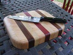 Easy to make cutting board